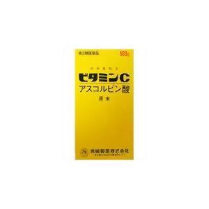 【第3類医薬品】岩城製薬株式会社 ビタミンC「イワキ」 500g