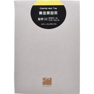 ★★ 栃本天海堂 甜茶(てんちゃ) Lh+ 黄金美甜茶(1.5g×6包×10セット)