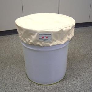 ペール缶保護キャップ(選べる19色+透明色)20リットルペール缶用  c1y|drumcanya