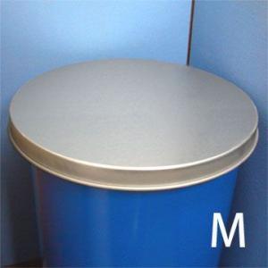 200リットル バンドを装着しないオープンドラム缶用 亜鉛製 保護蓋 c47y|drumcanya