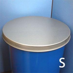200リットル クローズドラム缶用 亜鉛製 保護蓋 c45y|drumcanya
