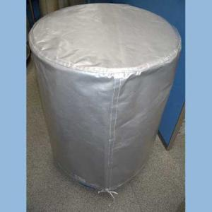 200リットルドラム缶用 保護カバー(標準タイプ ひも付き / ロング) 19色 c38y|drumcanya