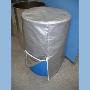 200リットルドラム缶用 保護カバー(保温・保冷タイプ ひも、チャック付き / ロング) c42y|drumcanya