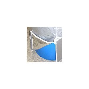 200リットルドラム缶用 保護カバー(保温・保冷タイプ ひも、チャック付き / ロング) c42y|drumcanya|02