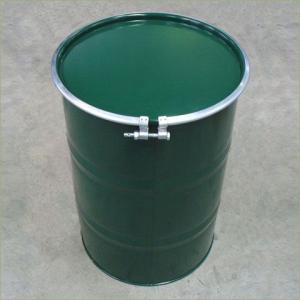 100リットル 鉄製オープンドラム缶 ボルトバンド d6y|drumcanya