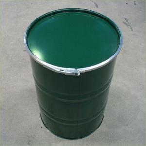 100リットル 鉄製オープンドラム缶 外レバーバンド d5y|drumcanya