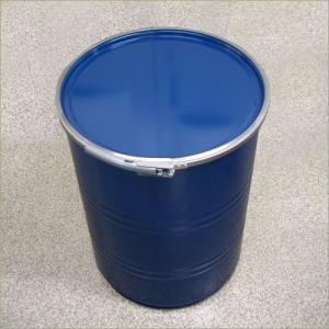 60リットル鉄製オープンドラム缶 外レバーバンド d3y|drumcanya