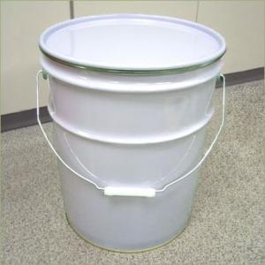 20L鉄製内面塗装オープンペール缶(外レバーバンド) p22y drumcanya