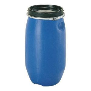 【代引不可】サンコー製プラスチックドラム缶PDO25L-1 d47y|drumcanya