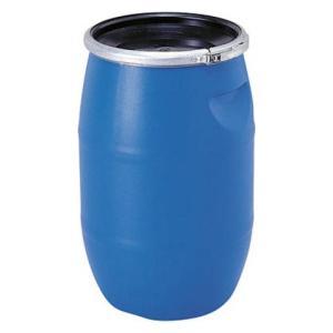 【代引不可】サンコー製プラスチックドラム缶PDO30L-1 d48y|drumcanya