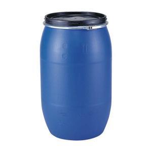 【代引不可】サンコー製プラスチックドラム缶PDO220L-1 d59y|drumcanya