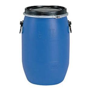 【代引不可】サンコー製プラスチックドラム缶PDO60L-1 UN仕様 d49y|drumcanya