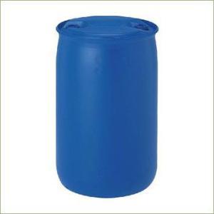 【代引不可】サンコー プラスチック製 クローズドラム缶 UN仕様 PDC200L-6 d58y|drumcanya