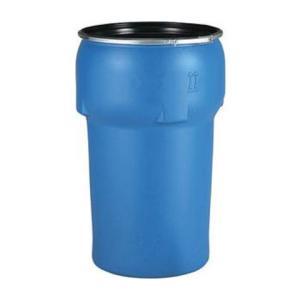 【代引不可】サンコー製プラスチックドラム缶PDN200L-1 d54y|drumcanya