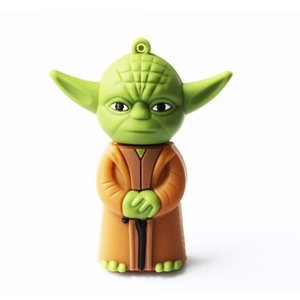 Star Wars Yoda 16GB USB メモリ スタ...