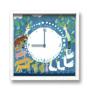 壁掛け時計 CAC51546 Animal (IA02025) druva