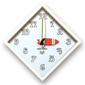 壁掛け時計 CAC51554 Serf Clock(IA02025) druva