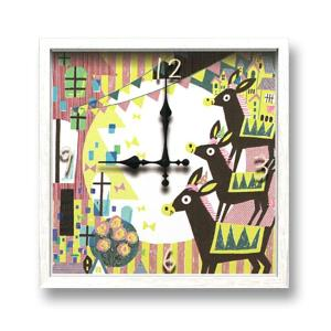 壁掛け時計 CAC51609 (IA02025) druva