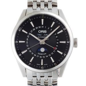 オリス アートリエ コンプリケーション 01.915.76434034 腕時計 ステンレススチール ...