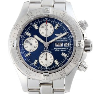 ブライトリング スーパーオーシャン クロノグラフ A13340 (A111C16PRS) 腕時計 ス...