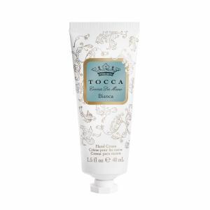 トッカ(TOCCA) ハンドクリーム ビアンカの香り 40mL (シトラスとグリーンティー、ローズが...