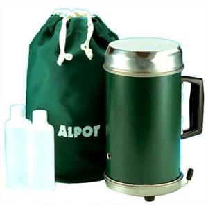 デポー どこでも沸かせるポット alpot 販売実績No.1 アルポット