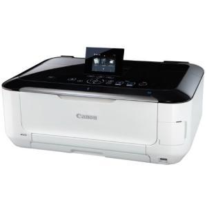 Canon インクジェット複合機 PIXUS MG6230WH 光ナビUI 6色W黒インク 自動両面印刷 有線・無線LAN搭載 サイレントモード搭載 ECO設定付 ホワイトモデル PIXUSMG62
