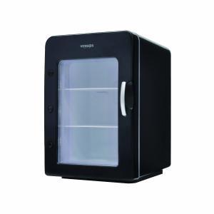 VERSOS 4L冷温庫 ブラック VS-406