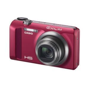 CASIO デジタルカメラ EXILIM EXZR500RD ハイスピードカメラ 1610万画素 5軸手ブレ補正 EX-ZR500RD レッド