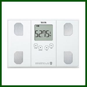タニタ 体重・体組成計 インナースキャン50 パールホワイト BC-314-WH【送料無料】|dshopone