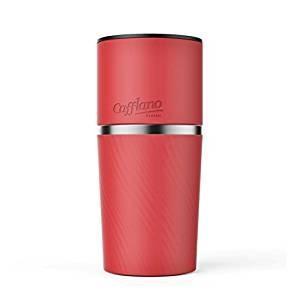 カフラーノ オールインワン コーヒーメーカー 受注生産品 250ml LC11-CF-RD レッド 全店販売中