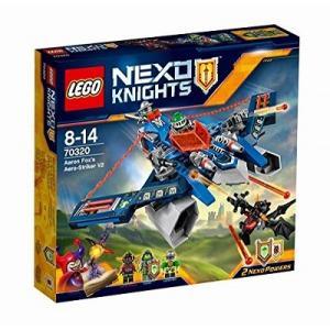 レゴ LEGO ネックスナイツ 70320 販売期間 限定のお得なタイムセール エアロストライカーV2 希少