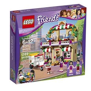 <title>レゴ !超美品再入荷品質至上! LEGO フレンズ ハートレイクのピザレストラン 41311</title>