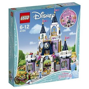 <title>レゴ LEGO ディズニー シンデレラのお城 ハイクオリティ 41154</title>