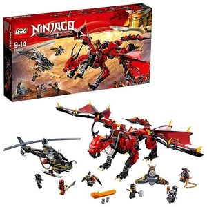 レゴ 新品未使用 LEGO ニンジャゴー 伝説のエレメント 70653 販売期間 限定のお得なタイムセール ドラゴン:メリュジーナ