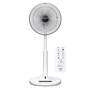 日立 扇風機 DCモーター リモコン付 風量6段階 やさしい微風(うちわ風) タッチキー操作 HEF-DC500|dshopone