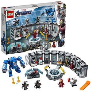 レゴ 買物 直送商品 LEGO スーパー ヒーローズ アイアンマンのホール 76125 オブ アーマー
