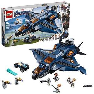 レゴ LEGO スーパー ヒーローズ 76126 クインジェット 限定特価 アルティメット アベンジャーズ セール 登場から人気沸騰