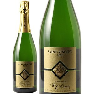 ワイン スパークリングワイン シャンパーニュ ブリュット グラン クリュ ブラン ドゥ ブラン サン ヴァンサン 2008 R.&L.ルグラ 泡 dskwine