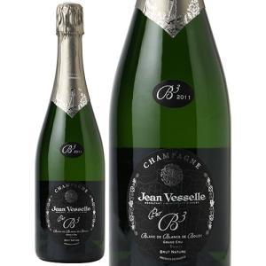 ワイン スパークリング シャンパーニュ ピュールB3 グラン クリュ ブリュット ナチュール 2011 ジャン ヴェッセル フランス dskwine