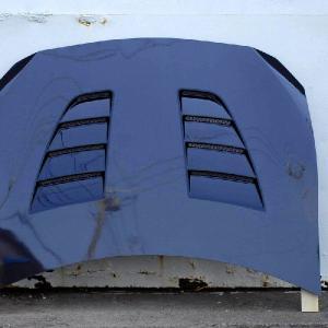 86 BRZ カーボンボンネット エアロ形状 タイプ1 アミ付 ダクトカバー付 DSPEED|dspeed|03