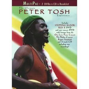 輸入盤 PETER TOSH / ULTIMATE PETER TOSH EXPERIENCE [2DVD+CD]