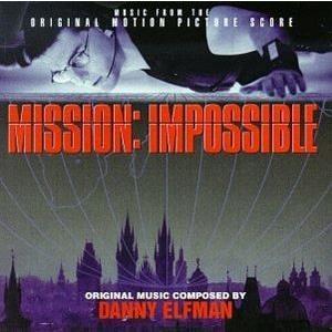 輸入盤 O.S.T. / MISSION : IMPOSSIBLE (SCORE) [CD] dss