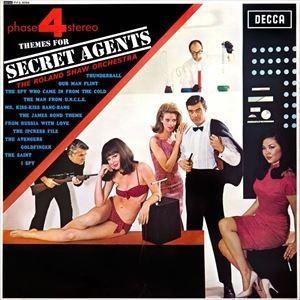 輸入盤 ROLAND SHAW & HIS ORCHESTRA / THEMES FOR SECRET AGENTS (LTD) [LP] dss