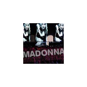 輸入盤 MADONNA / STICKY & SWEET TOUR (CD+BLU-RAY) [CD+BLU-RAY]|dss