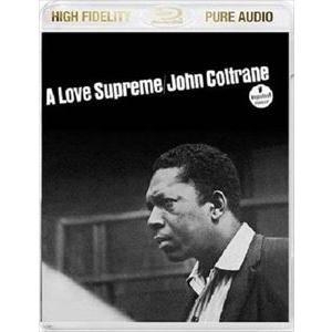輸入盤 JOHN COLTRANE / LOVE SUPREME (BLU-RAY AUDIO) [BLU-RAY AUDIO]|dss