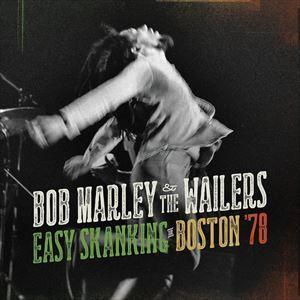 輸入盤 BOB MARLEY & THE WAILERS / EASY SKANKING IN BOSTON 78 (CD+BLU-RAY) [CD+BLU-RAY]