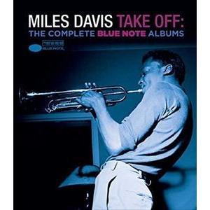 輸入盤 MILES DAVIS / TAKE OFF : THE COMPLETE BLUE NOTE ALBUMS (LTD) [BLU-RAY AUDIO]|dss