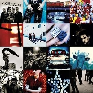 輸入盤 U2 / ACHTUNG BABY [2LP]