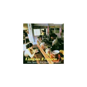 輸入盤 PETER EPSTEIN/BRAD SHEPIK/MATT KILMER / LINGUA...